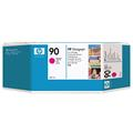 HP 90 Magenta Standard Capacity Ink Cartridge (C5062A)
