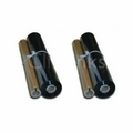 Brother PC-302RF Black Compatible Thermal Ribbon 2 pack