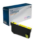 Epson T802XL Yellow Remanufactured High Capacity Ink Cartridge
