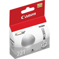 Canon CLI-221GY Grey Original Ink Cartridge