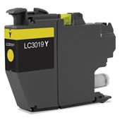 Brother LC3019Y Yellow Compatible Super High Capacity Ink Cartridge
