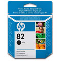 HP 82 (CH565A) Original Black Ink Cartridge