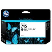 HP 745 (F9J99A) Matte Black Original Standard Capacity Ink Cartridge