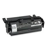 Compatible Black Lexmark X651A11A/X651A21A Toner Cartridge