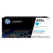 HP 655A (CF451A) Cyan Original Standard Capacity Toner Cartridge