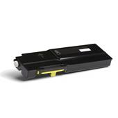 Compatible Yellow Xerox 106R03525 Extra High Yield Toner Cartridge