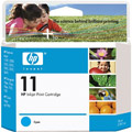 HP 11 Cyan Original Ink Cartridge (C4836AN)