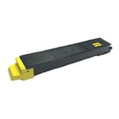 Kyocera Mita TK-897Y Yellow Remanufactured Toner Cartridge