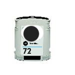 HP 72 Photo Black Remanufactured Standard Ink Cartridge (C9397A) (69ml)