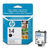 HP 14D Black Original Inkjet Print Cartridge (C5011D)