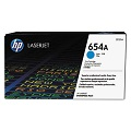 HP 654A Cyan Original Toner Cartridge (CF331A)