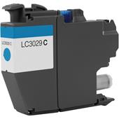 Brother LC3029C Cyan Compatible Super High Capacity Ink Cartridge