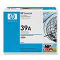 HP LaserJet 39A (Q1339A) Black Original Standard Capacity Print Cartridge with Smart Printing Technology
