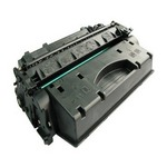 HP 05X (CE505X) Black Remanufactured Micr Toner Cartridge