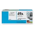 HP LaserJet 49A (Q5949A) Black Original Standard Capacity Print Cartridge with Smart Printing Technology