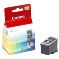 Canon CL-51 Color High Capacity Original Cartridge