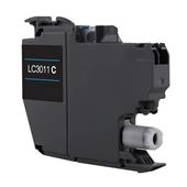 Brother LC3011C Cyan Compatible Standard Capacity Ink Cartridge