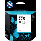 HP 728 (F9J64A) Matte Black Original Standard Capacity Ink Cartridge