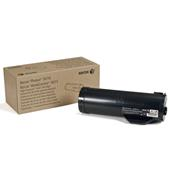 Xerox 106R02722 Black Original High Capacity Toner Cartridge