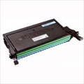 Dell 330-3792 Cyan High Capacity Remanufactured Toner