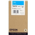 Epson T6032 (T603200) Original Cyan Ink Cartridge