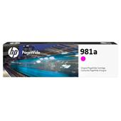 HP 981A (J3M69A) Magenta Original Standard Capacity PageWide Cartridge