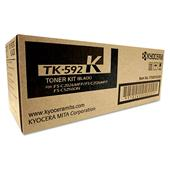 Kyocera-Mita TK-592K Black Original Toner Cartridge