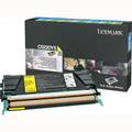 Lexmark C5226YS Original Yellow Laser Toner Cartridge