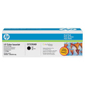 HP CC530AD Original Black Laser Toner Cartridge (Twin Pack)
