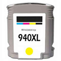 Compatible Yellow HP 940XL Ink Cartridge (Replaces HP C4909AN)