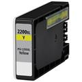 Canon PGI-2200XL (9270B001) Yellow Compatible High Capacity Ink Cartridge