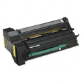 Lexmark C7720YX Original Yellow Extra High Yield Return Program  Laser Toner Cartridge