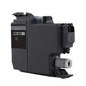 Brother LC3013BK Black Compatible High Capacity Ink Cartridge