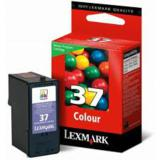 Lexmark No.37 (18C2140) Original Tri-Color Ink Cartridge
