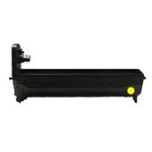 Compatible Yellow Oki 43913801 Imaging Drum Unit