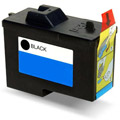Dell 7Y743 Remanufactured Black High Yield Ink Cartridge (Lexmark 18L0032 Universal Cartridge)