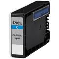 Canon PGI-1200XL (9196B001) Cyan Compatible High Capacity Ink Cartridge