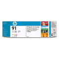 HP 91 (C9466A) Original Light Gray Ink Cartridge