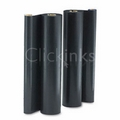 Compatible Black Brother PC202RF Thermal Ribbon Refills (2 Pack)