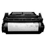 Lexmark 12A6765 Black Remanufactured Micr Toner Cartridge