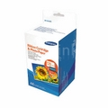 "Samsung IPP-46120G Color Ribbon Cartridges plus 120 Sheets 4"""" x 6"""" Post Card Size Photo Paper"