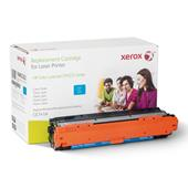 Xerox Premium Replacement Cyan Toner Cartridge for HP 307A (CE741A)