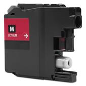 Compatible Magenta Brother LC10EM Extra High Yield Ink Cartridge