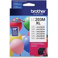 Brother LC203M Original Magenta High Capacity Ink Cartridge