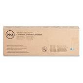 Dell NC5W6 Original Cyan Toner Cartridge (331-8424)
