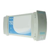 HP 792 Latex Light Cyan Remanufactured Ink Cartridge (CN709A)