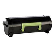 Lexmark 24B6015 Black Remanufactured Extra High Capacity Toner Cartridge