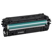 Compatible Black HP 508A Standard Yield Toner Cartridge (Replaces HP CF360A)