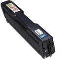 Ricoh 406476 Cyan Remanufactured Toner Cartridge