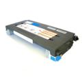 Lexmark C500 Cyan Remanufactured High Yield Toner Cartridge